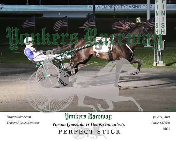 20190611 Race 8- Perfect Stick