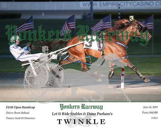 20190614 Race 6- Twinkle 2