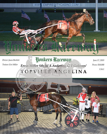 20190617 Race 5-Topville Angelina