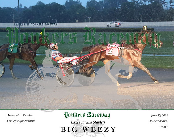 20190620 Race 4- Big Weezy
