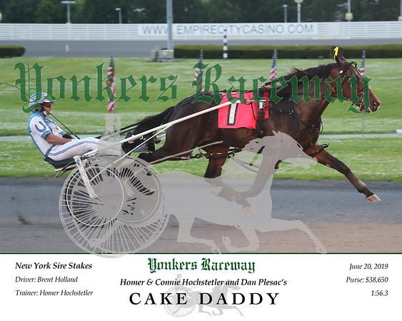 20190620 Race 1- Cake Daddy 1