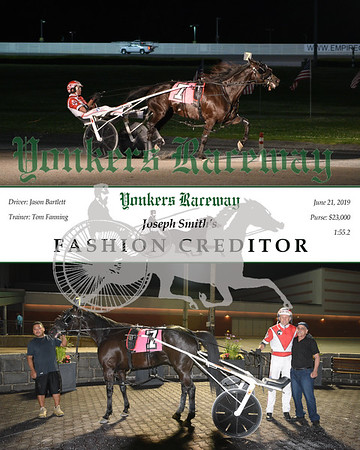 20190621 Race 11-Fashion Creditor