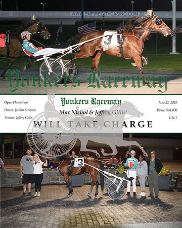 20190622 Race 6-Will Take Charge