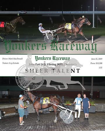 20190625 Race 7- Sheer Talent