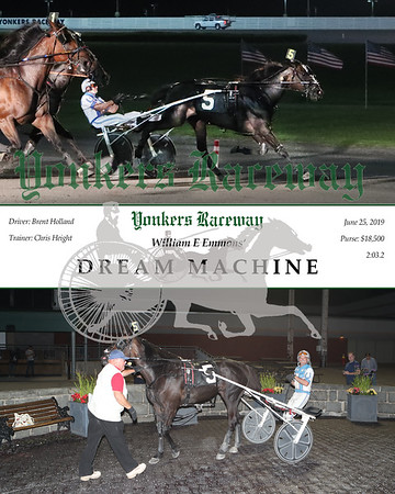 20190625 Race 8- Dream Machine