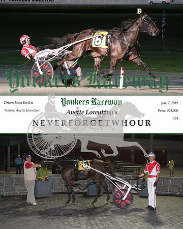 20190607 Race 6- Neverforgetwhour