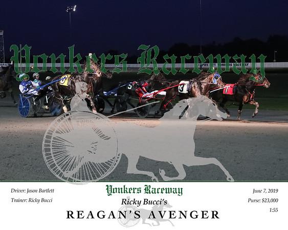 20190607 Race 5- Reagan's Avenger 2