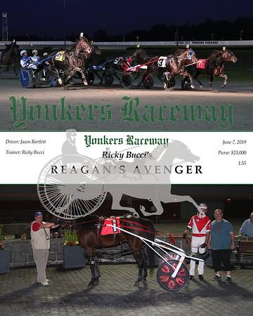 20190607 Race 5- Reagan's Avenger