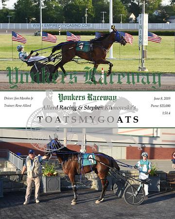 20190608 Race 2- Toatsmygoats