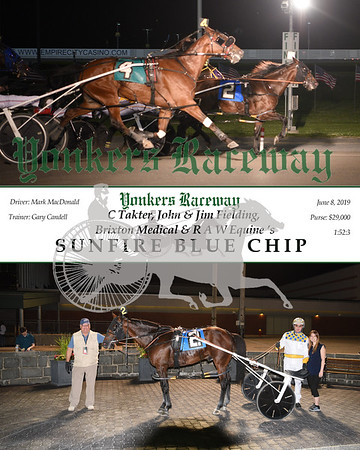 20190608 Race 7- Sunfire Blue Chip