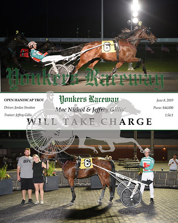 20190608 Race 6- Will Take Charge