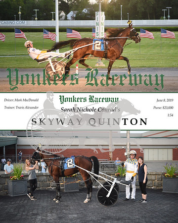 20190608 Race 4- Skyway Quinton