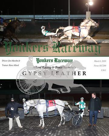 20190301 Race 1- Gypsy Leather