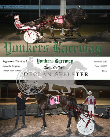 20190312 Race 7 - Declan Seelster