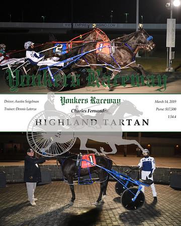 20190314 Race 9- Highland Tartan