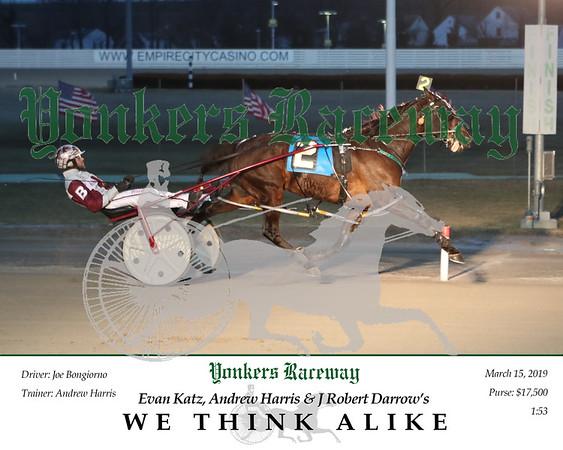 20190315 Race 1- We Think Alike 2