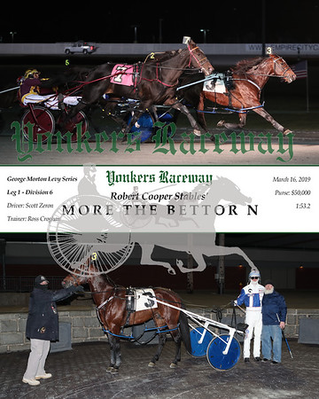20190316 Race 9- More The Bettor N