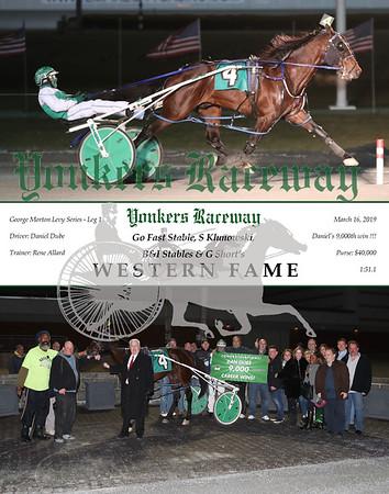 20190316 Race 4- Western Fame 11x14