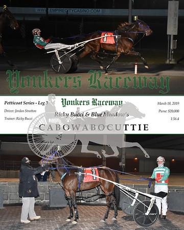 20190318 Race 5-  Cabowabocuttie