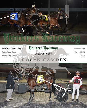 20190318 Race 6-  Robyn Camden