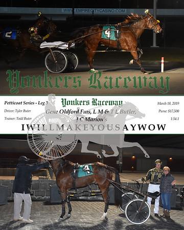 20190318 Race 7-  Iwillmakeyousaywow