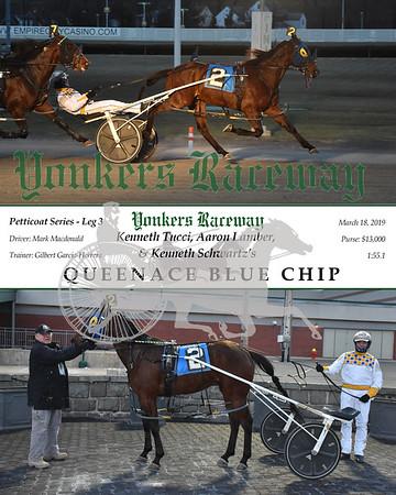 20190318 Race 1- Queenace Blue Chip