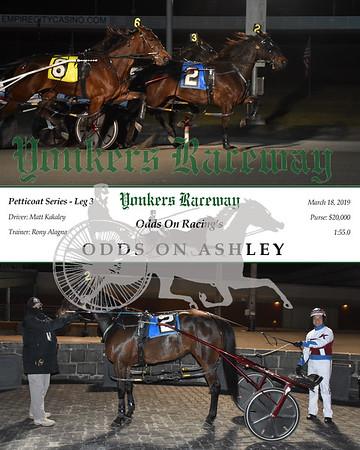 20190318 Race 4- Odds On Ashley
