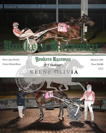 20190321 Race 3- Keene Olivia