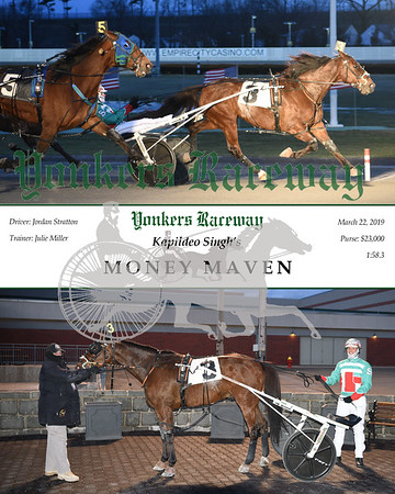 20190322 Race 2- Money Maven