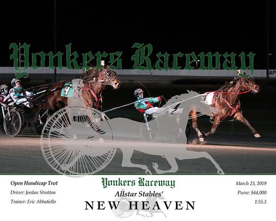 20190323 Race 7- New Heaven