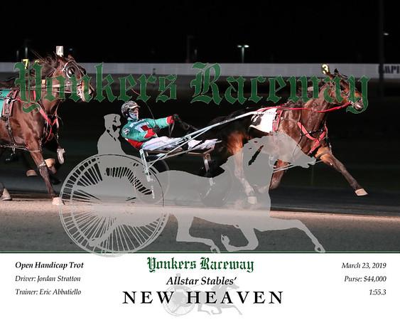 20190323 Race 7- New Heaven 2