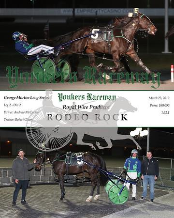 20190323 Race 5- Rodeo Rock