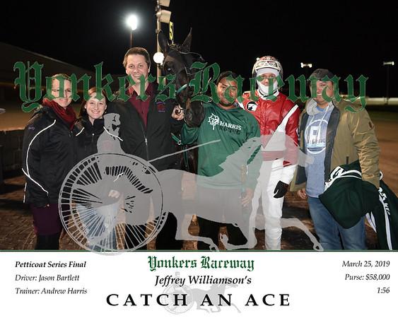 20190325 Race 8-Catch an Ace2