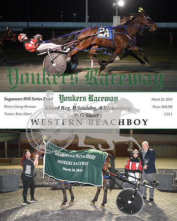 20190326 Race 6-Western Beachboy