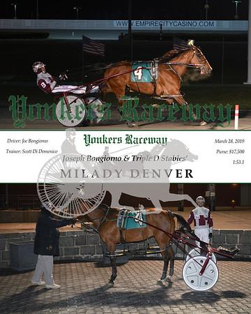 20190328 Race 5- Milady Denver A