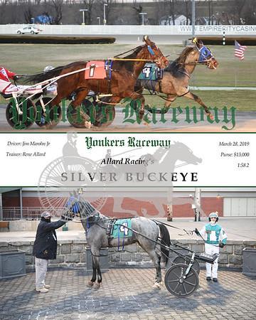 20190328 Race 1- Silver Buckeye