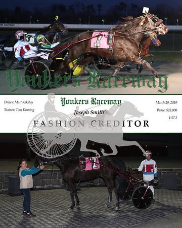 20190329 Race 2- Fashion Creditor 4
