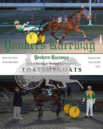 20190329 Race 1- Toatsmygoats