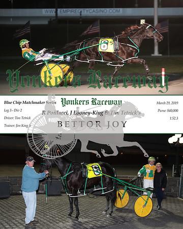 20190329 Race 6- Bettor Joy N 1