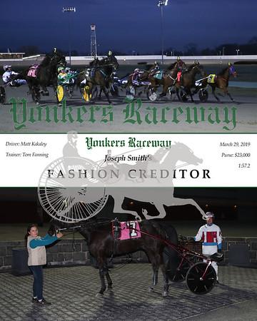 20190329 Race 2- Fashion Creditor
