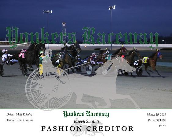 20190329 Race 2- Fashion Creditor 2