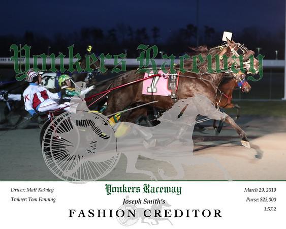 20190329 Race 2- Fashion Creditor 3