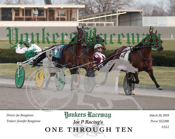 20190330 Race 1- One Through Ten 2