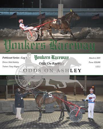 20190304 Race 4- Odds On Ashley