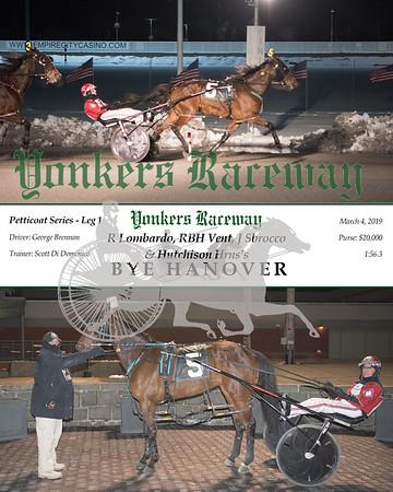 20190304 Race 1- Bye Hanover