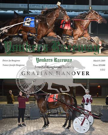 20190309 Race 9-Gratian Hanover