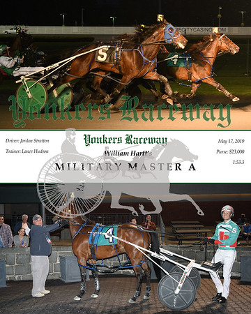 20190517 Race 5-Military Master A