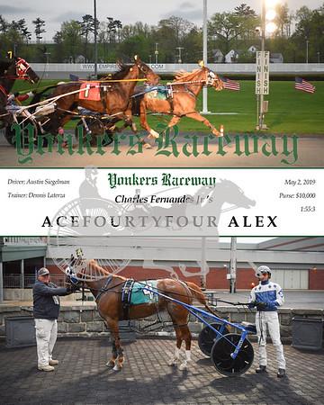 20190502 Race 1 - Acefourtyfour Alex