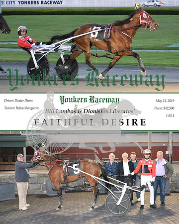 20190521 Race 4-Faithful Desire1