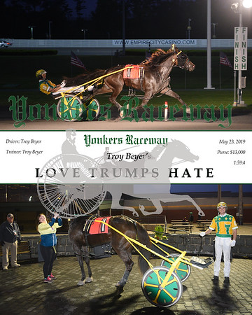 20190523 Race 5-Love Trumps Hate